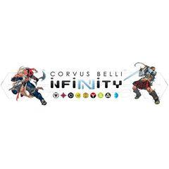Infinity - Panoceania: Crusader Brethren (Multi Rifle + Light Ft)