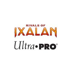 Ultra Pro Magic The Gathering: Rivals Of Ixalan - Deck Protector #1 (UP86652)