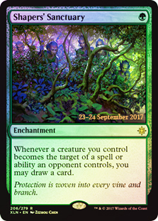 Shapers' Sanctuary - Foil - Prerelease Promo