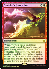 Sunbird's Invocation (XLN Prerelease Foil)