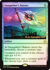Vanquisher's Banner - Foil - Prerelease Promo