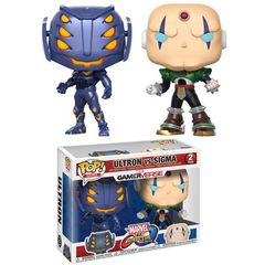 Marvel Vs. Capcom - Ultron Vs Sigma (2 Pack)