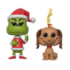 Pop! Books: How The Grinch Stole Christmas - 6Ct Assortment