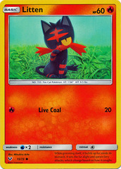 Litten - 15/73 - Common