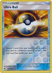 Ultra Ball - 68/73 - Uncommon - Reverse Holo
