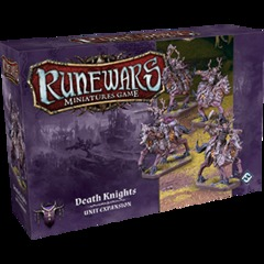 Runewars Miniatures Game: Death Knights Unit Expansion