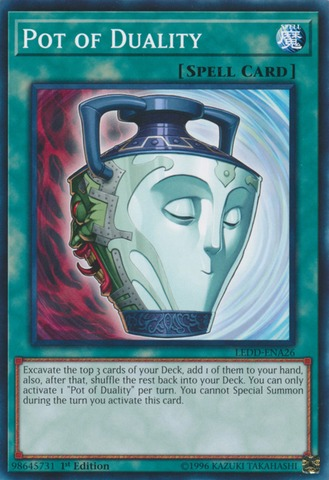 Pot of Duality - LEDD-ENA26 - Common - 1st Edition