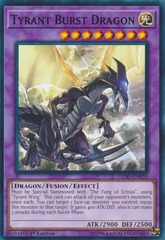 Tyrant Burst Dragon - LEDD-ENA38 - Common - 1st Edition