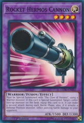 Rocket Hermos Cannon - LEDD-ENA41 - Common - 1st Edition