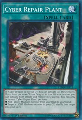 Cyber Repair Plant - LEDD-ENB12 - Common - 1st Edition on Channel Fireball