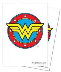 Ultra Pro - Deck Protectors - Wonder Woman Sleeves 65Ct