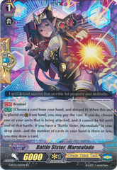 Battle Sister, Marmalade - G-BT12/013EN - RR on Channel Fireball