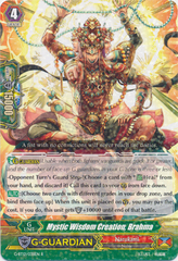 Mystic Wisdom Creation, Brahma - G-BT12/038EN - R