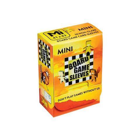 Arcane Tinsman - Board Game Sleeves: Non-Glare Sleeves - Mini