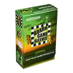 Arcane Tinman - Board Game Sleeves:  Non-Glare - Medium
