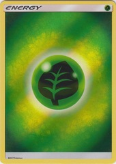 Grass Energy - Reverse Holo