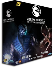 Mortal Kombat X Ccg 2-Player Starter