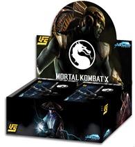 Mortal Kombat X Ccg Booster - Booster Pack