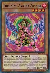 Fire King Avatar Arvata - CIBR-EN029 - Rare