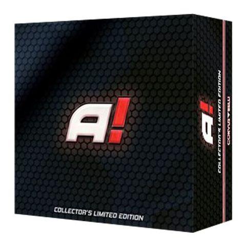Aristeia! - Core Collectors Limited Edition (CBARI06)