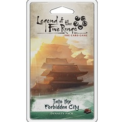 Legend of the Five Rings LCG - Into the Forbidden City Dynasty Pack