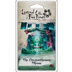 L5R Legend of the Five Rings LCG - The Chrysanthemum Throne Dynasty Pack