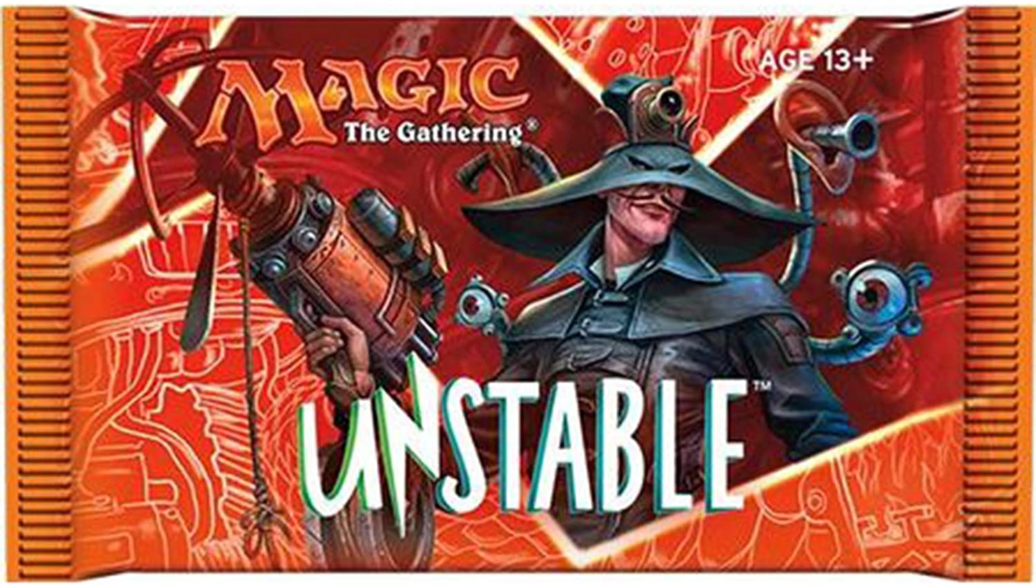 Unstable Booster Packs - English