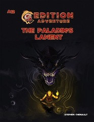 5Th Edition Adv: A12 - The Paladin's Lament
