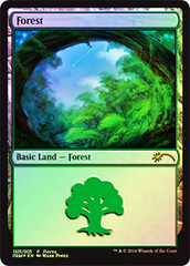 Forest - Gift Pack 2017 - Foil