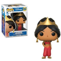 Pop! Disney 354: Aladdin - Jasmine (Red)