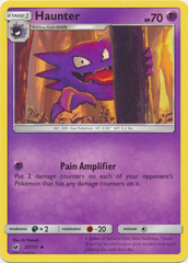 Haunter - 37/111 - Uncommon