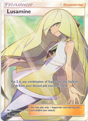Lusamine - 110/111 - Full Art
