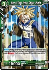 Aura of Rage Super Saiyan Trunks - BT2-079 - C