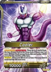 Cooler // Cooler, Leader of Troops