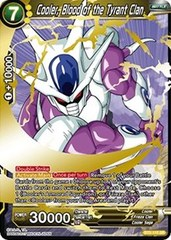 Cooler, Blood of the Tyrant Clan - BT2-110 - SR