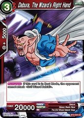 Dabura, The Wizard's Right Hand - BT2-023 - UC