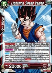 Lightning Speed Vegito - BT2-013 - R