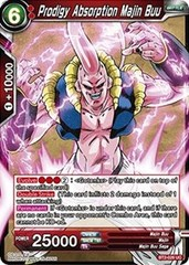 Prodigy Absorption Majin Buu - BT2-026 - UC