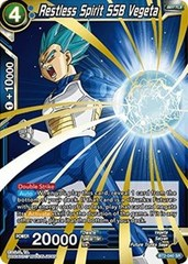 Restless Spirit SSB Vegeta - BT2-040 - SR
