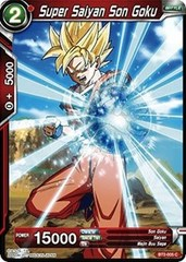 Super Saiyan Son Goku - BT2-005 - C