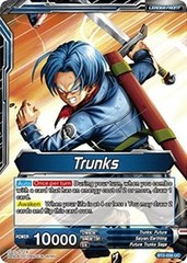 Trunks // Trunks, Hope for the Future - BT2-035 - UC