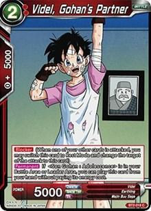 Majin-UNION Force Dragon Ball TCG-bt2-077