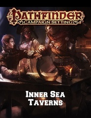 Pathfinder Campaign Setting: Inner Sea Taverns
