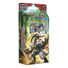 Crimson Invasion Theme Deck - Kommo-o