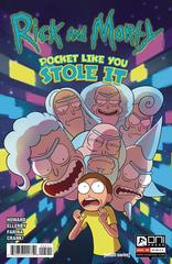 Rick & Morty Pocket Like You Stole It #5 (Of 5)