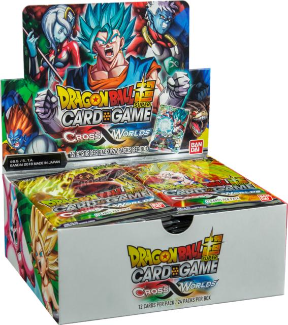 Dragon Ball Super - Cross Worlds Booster Box