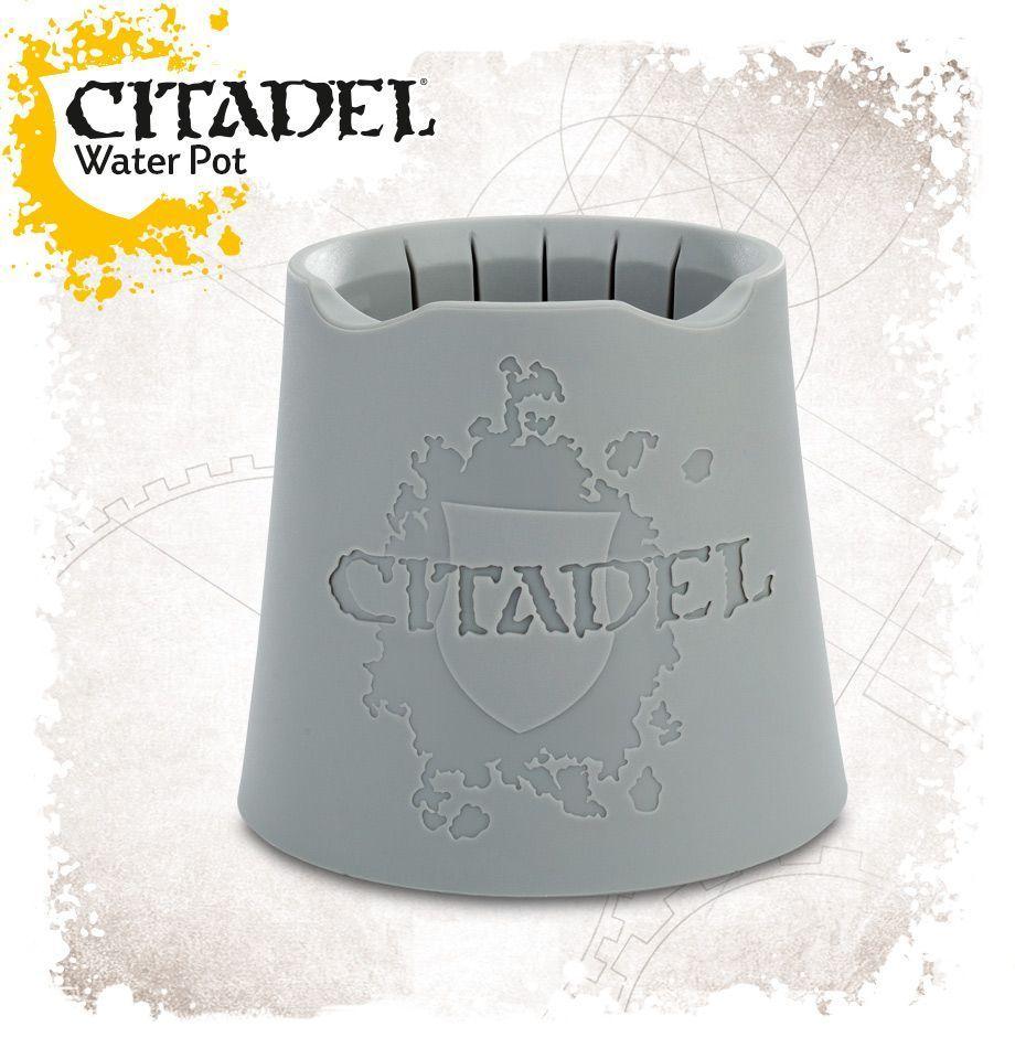 Plastic Citadel Water Pot