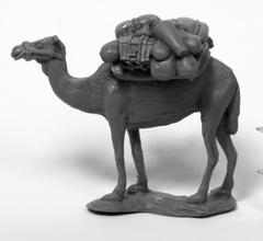 Camel w/ Pack