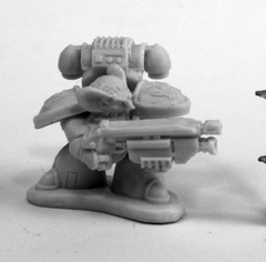 Chronoscope: Bones Space Mousling (Left)