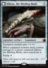 Elbrus, the Binding Blade // Withengar Unbound - Foil